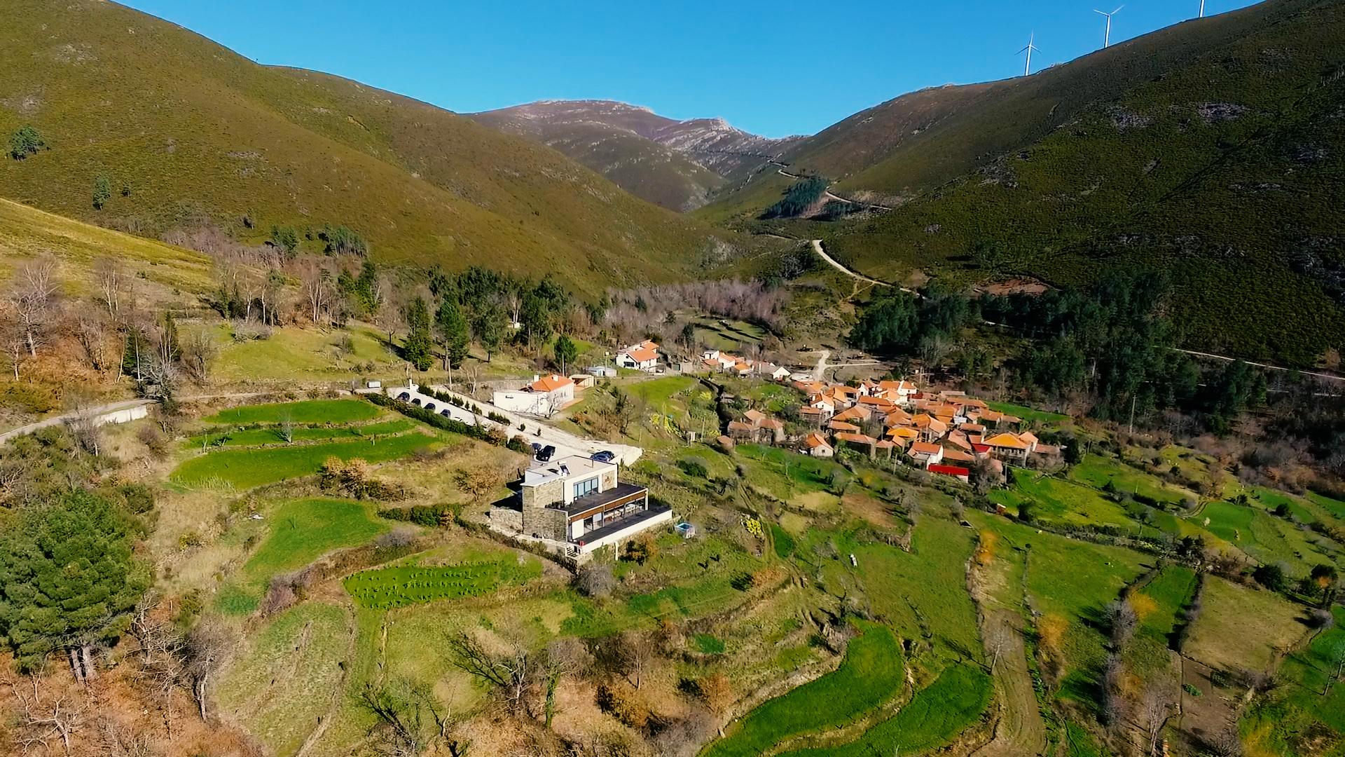 Tasca do valado na aldeia de Mafómedes
