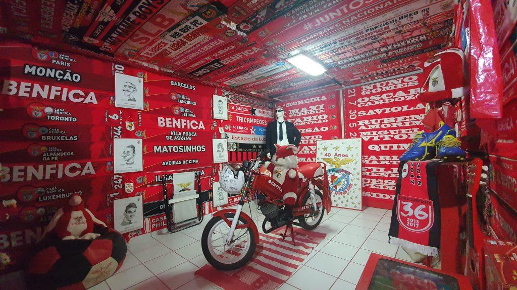 Museu do Benfica em Esposende