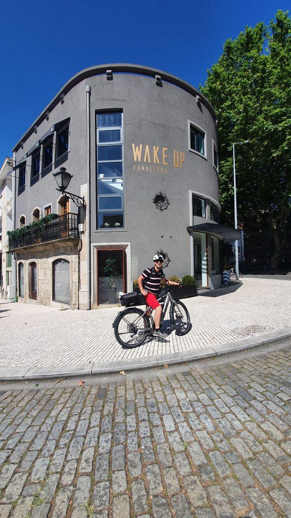 Wakup Famalicão - Fachada Exterior
