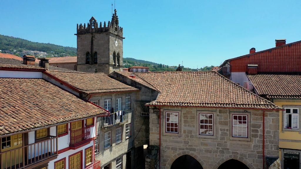 Praça de São Tiago Guimarães