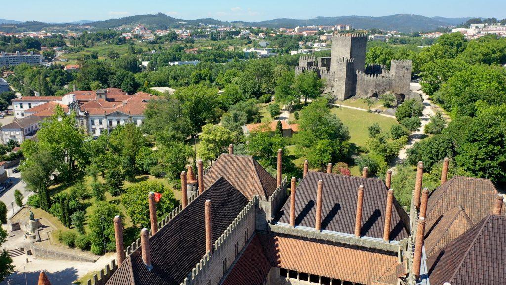 Castelo de Guimarães e Paço dos Duques