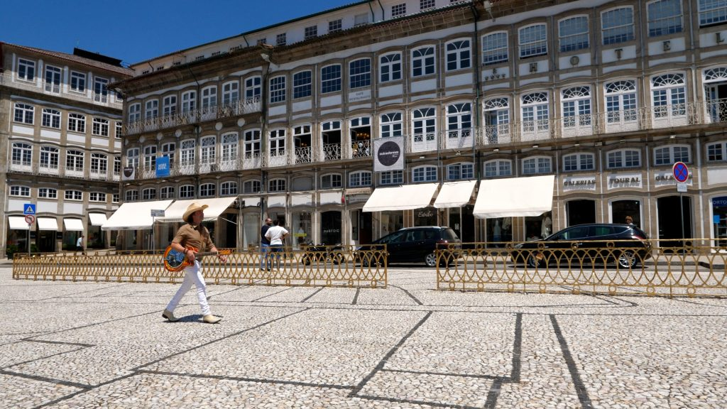 Largo do Toural Guimarães