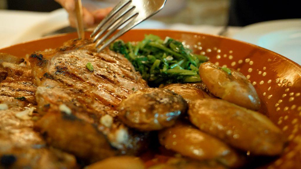 costeleta Restaurante o Pontido