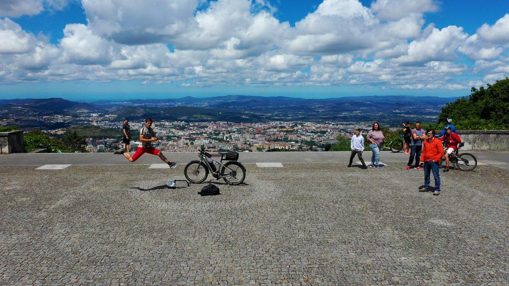 Salto Marco Neiva em Braga