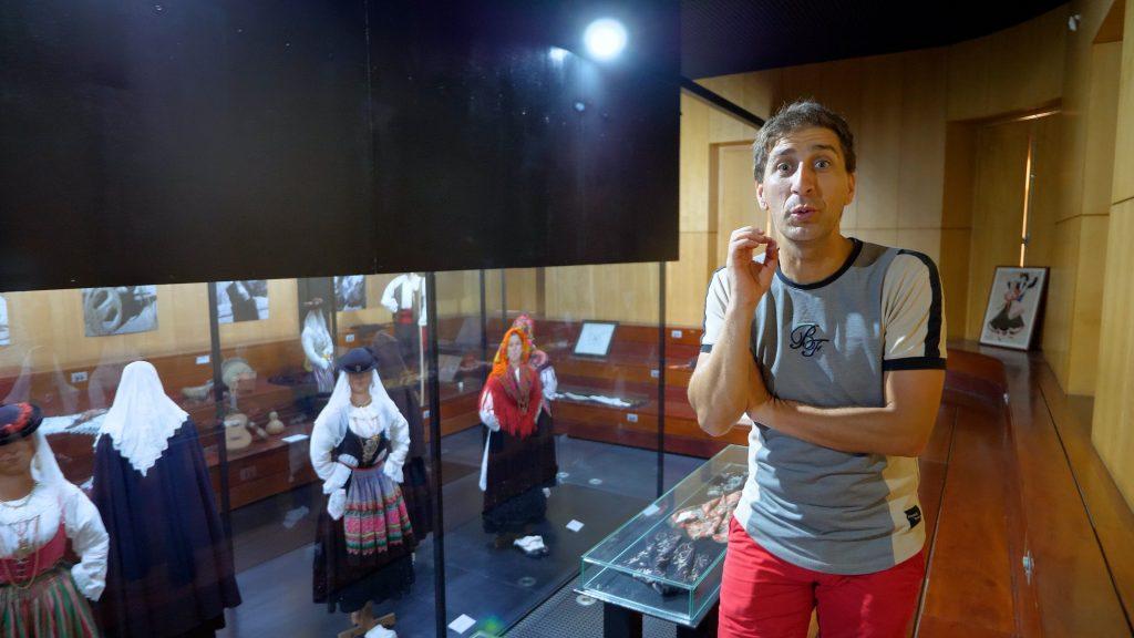 muuseu do traje em Braga